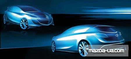 Итальянское знакомство с новым хэтчбеком Mazda3