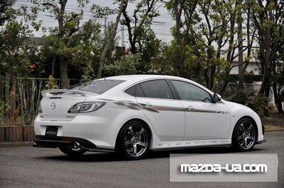 В преддверии Токийского автошоу: Mazda6 Circuit Trial